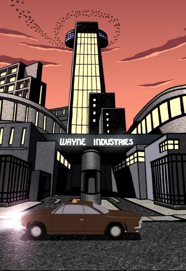 Wayne Industries The Batman Batman Wiki Fandom