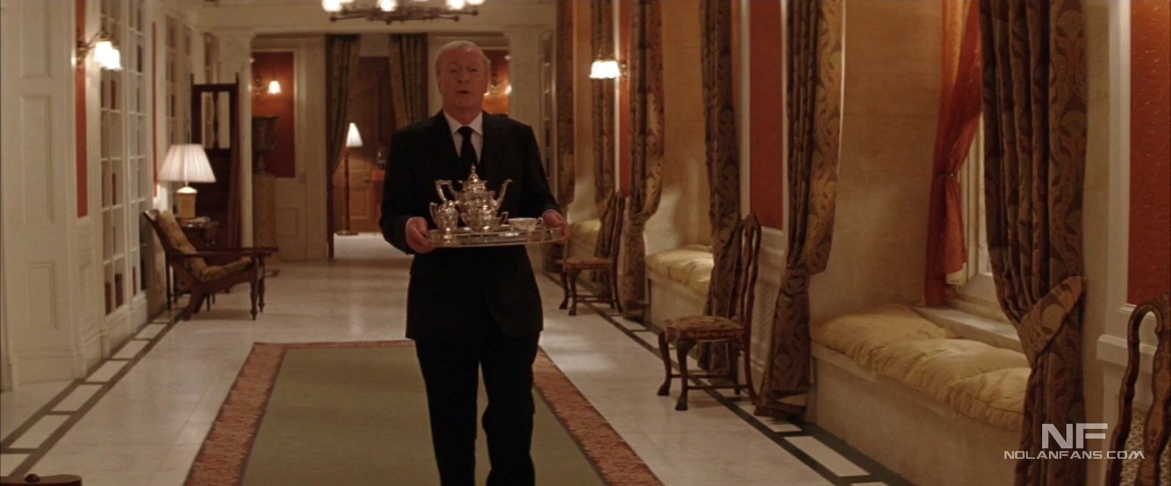 Wayne Manor Nolan Films Batman Wiki Fandom Powered