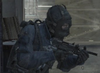 Image - SAS Soldier PM-9 MW3.png | Call of Duty Wiki ...