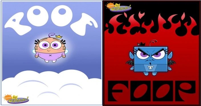 New Fairly Poof Oddparents Baby