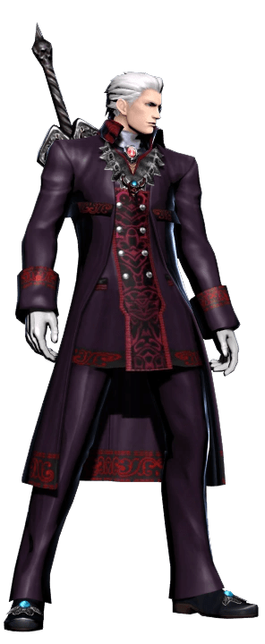 Sparda Devil May Cry Artwork