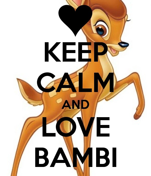 Keep Calm And Love Goofy
