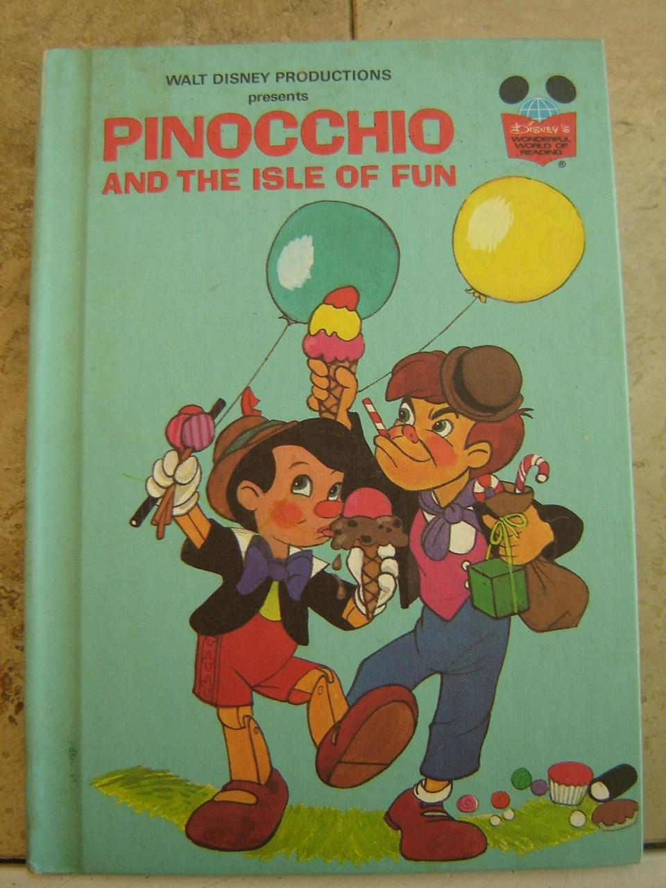 Pinocchio And The Isle Of Fun Disney Wiki Fandom