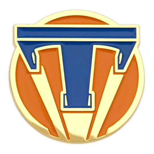 Image - Tomorrowland Pin Orange.jpg | Disney Wiki | FANDOM ...