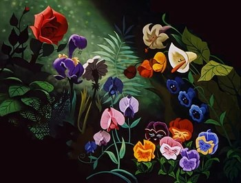 Flowers Of Wonderland Disney Wiki Fandom Powered By Wikia