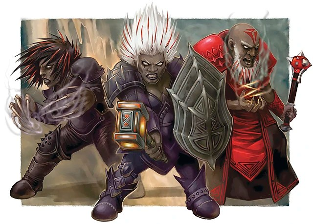 Dungeons And Dragons Dwarves