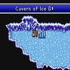 Cavern Of Ice Final Fantasy Wiki Fandom Powered By Wikia