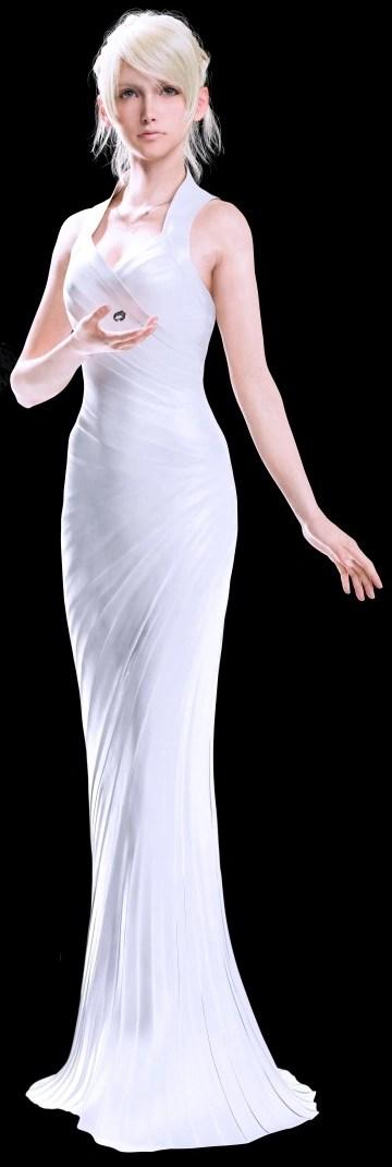 Lunafreya Nox Fleuret Final Fantasy Wiki Fandom