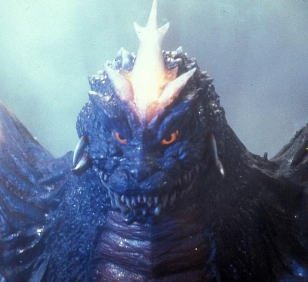 【備份】【哥吉拉怪獸介紹】來自宇宙的惡魔 太空哥吉拉 - Wayne890925的創作 - 巴哈姆特
