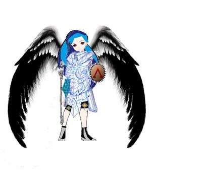Alice, the Angel of Darkness (Boss) | Kingdom Hearts Fanon ...