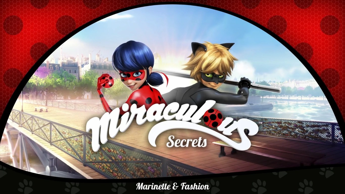 Marinette And Fashion Miraculous Ladybug Wiki FANDOM