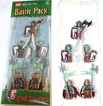 4559922 Troll Warriors Battle Pack | Brickipedia | FANDOM ...