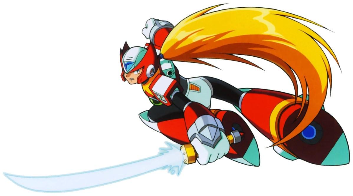 Image result for Megaman X Zero
