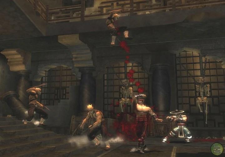 Sonya Blade Mortal Kombat 3