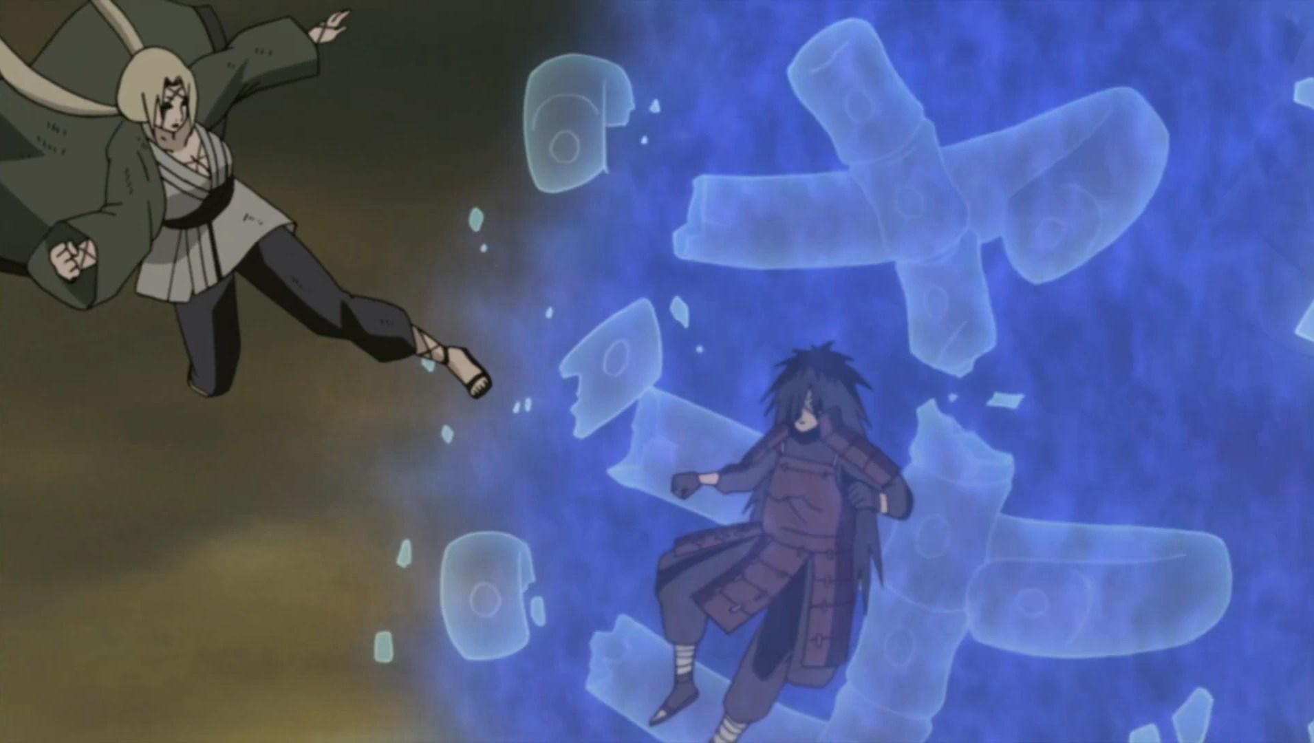 Heaven Spear Kick Narutopedia Fandom powered by Wikia