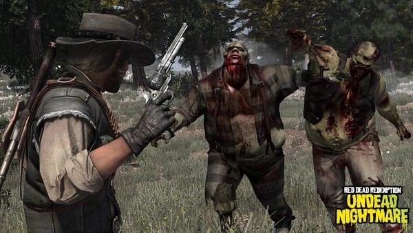 Image Red Dead Redemption Undead Nightmare Ps3 1jpg