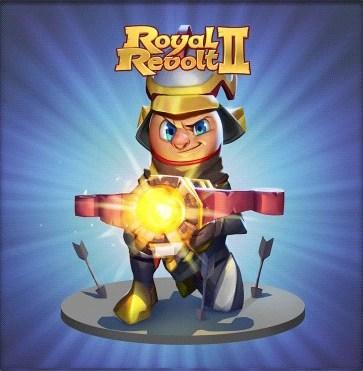 Royal Revolt 2 hack gems