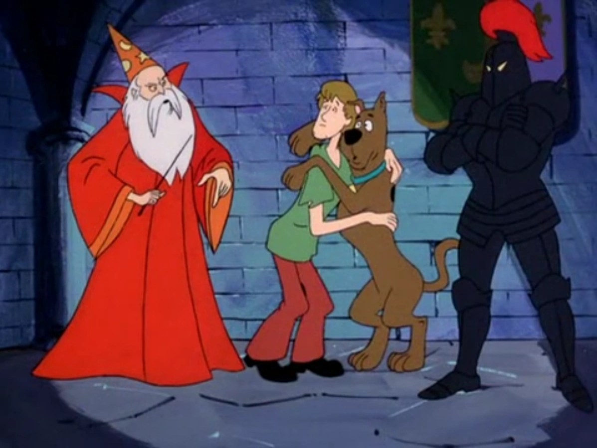 Scooby Doo Scared Lot Show Camelot