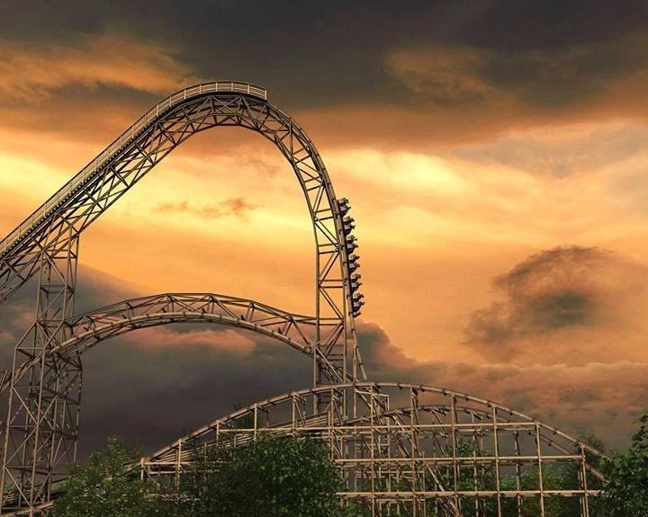 Kidsongs Ride Roller Coaster 2