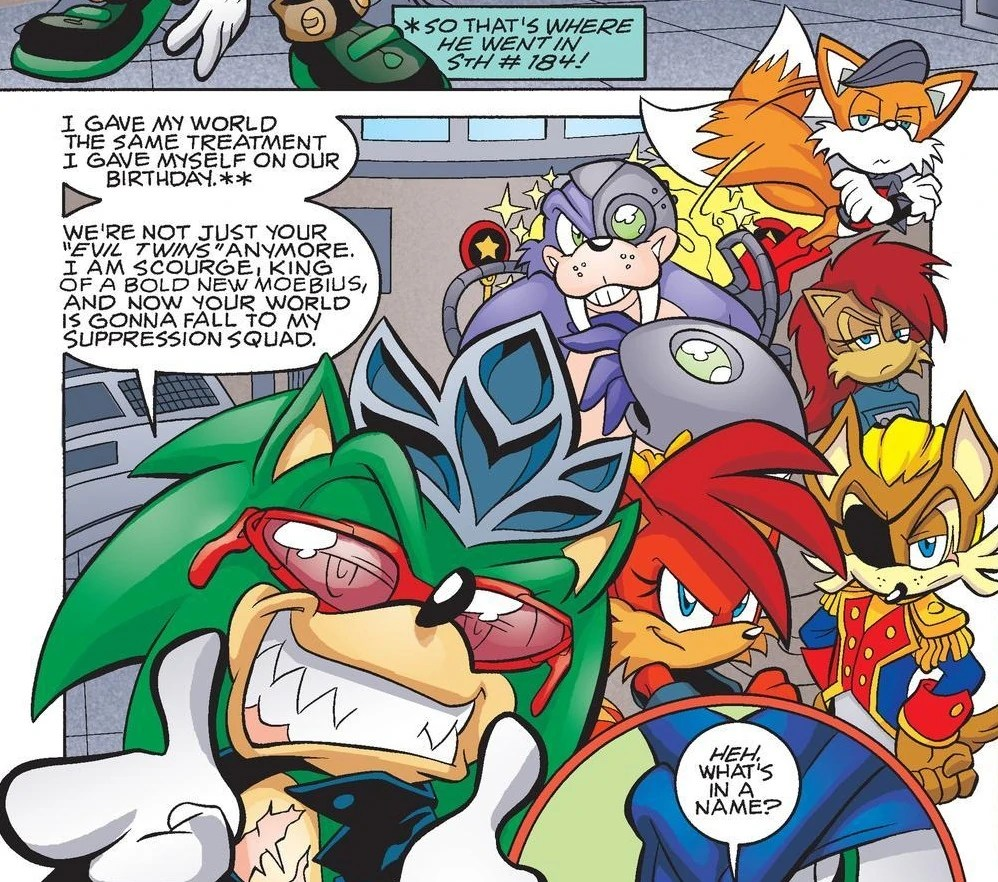 Suppression Squad Sonic News Network FANDOM Powered By