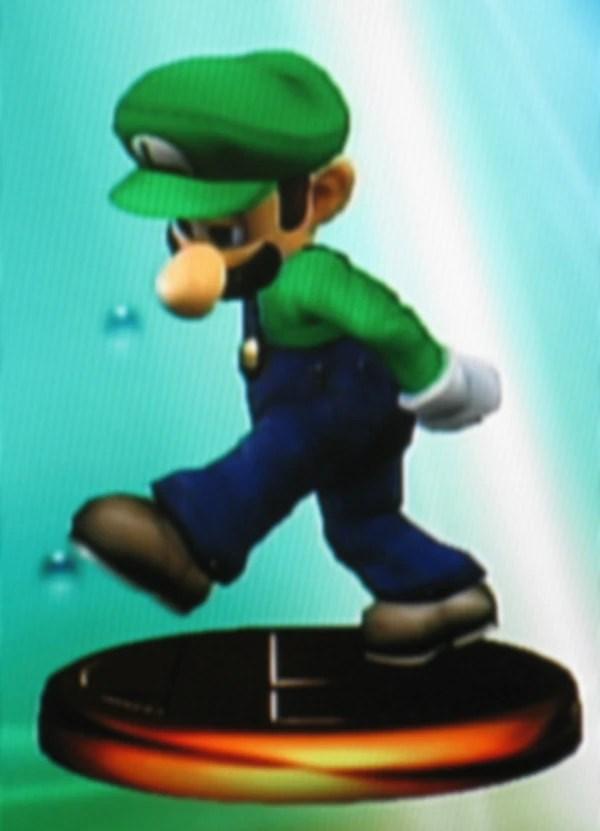 Image Luigi Smash Trophy SSBMjpg Smashpedia