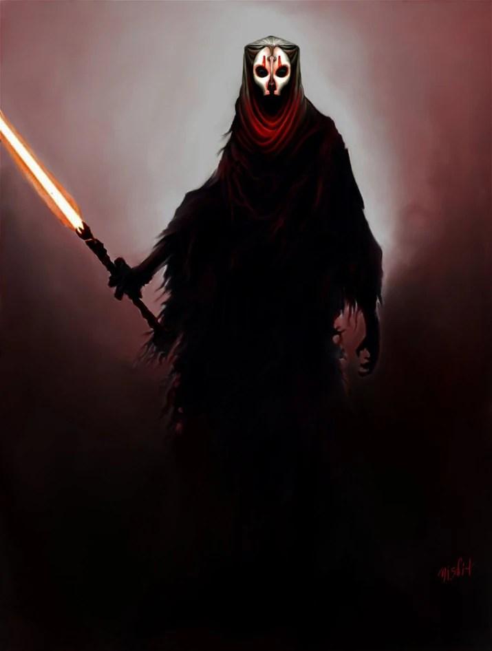 Rey Star Wars Art Fan