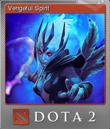Dota 2 Vengeful Spirit Steam Trading Cards Wiki
