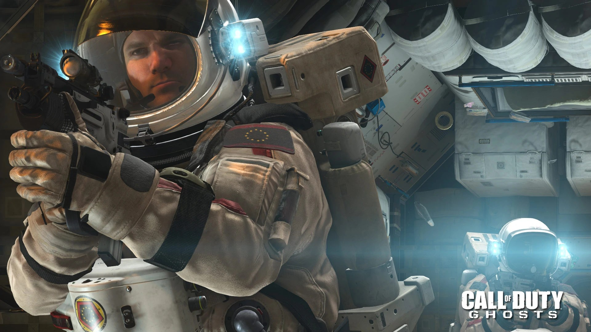 Call of Duty Ghosts Multiplayer Federation Space