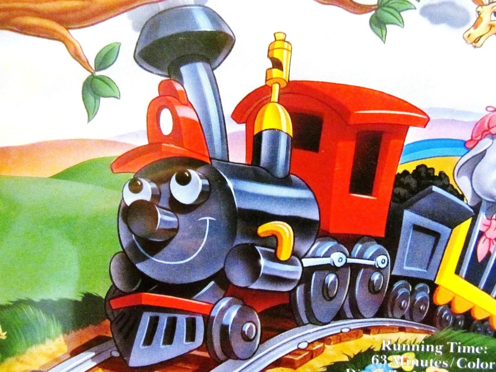 Casey Jr Circus Train Show