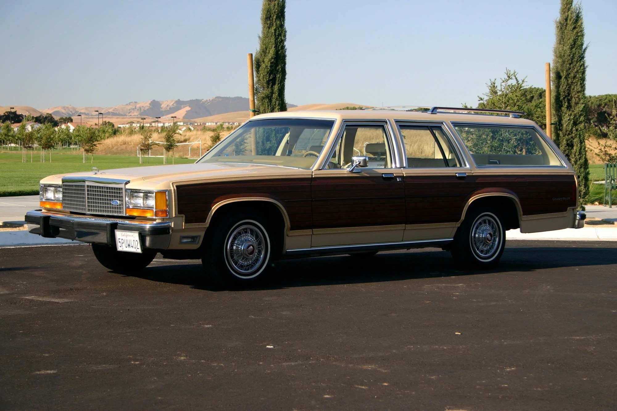 1975 Ford Crown Victoria