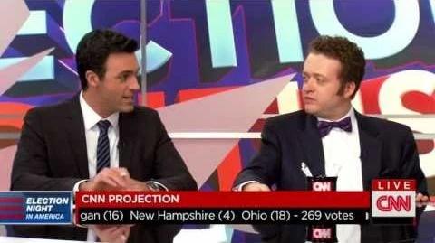 Video - Veep - CNN Election Night Coverage | VEEP Wiki ...