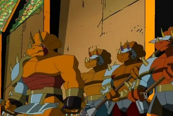 Monza Rams Comrades Disney Versus NonDisney Villains