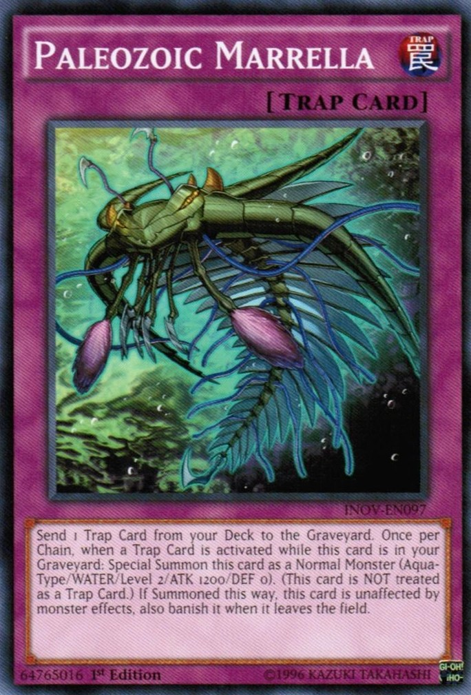 Card RulingsPaleozoic Marrella YuGiOh FANDOM