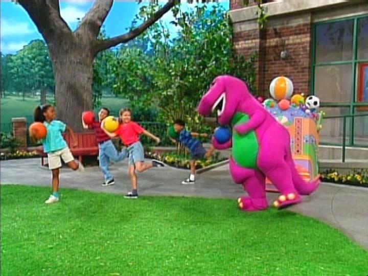 Barney Rock Barney 5