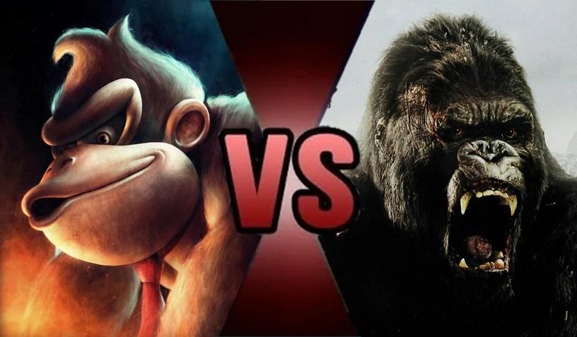 Donkey Kong vs King Kong Death Battle Fanon Wiki