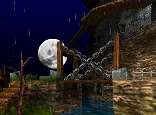 Creepy Castle Donkey Kong Wiki Fandom powered by Wikia