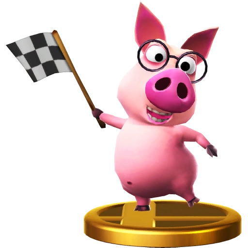 Tutorial Pig Donkey Kong Wiki FANDOM powered by Wikia