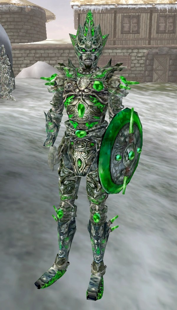 OG Glass Armor Is Back Elder Scrolls Online