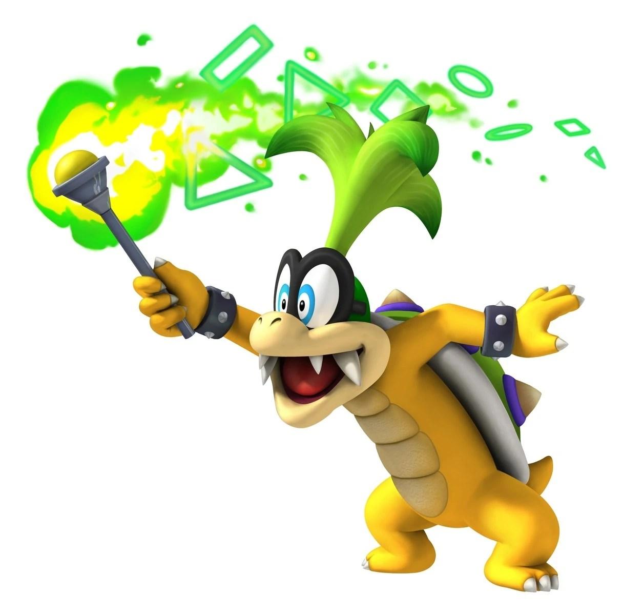 Image Iggy Koopa 3Djpg Fantendo Nintendo Fanon Wiki
