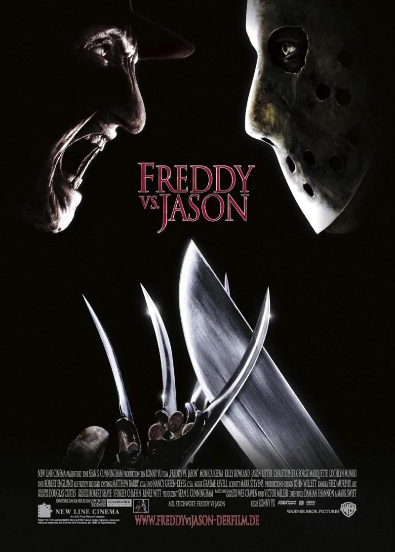 Poster do filme Freddy X Jason