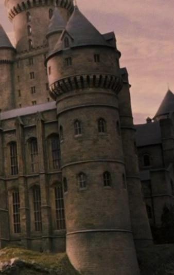 Right Long Gallery Tower Harry Potter Wiki Fandom