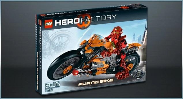 Furno Bike | Hero Factory Reviews Wiki | FANDOM powered by ...
