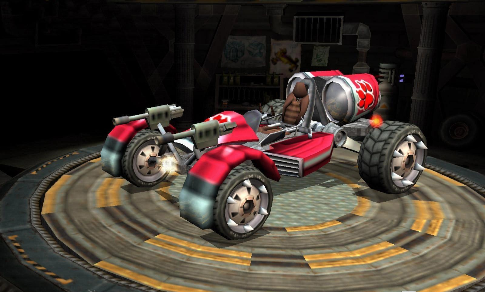 Naughty Dog Race Car Jak And Daxter Wiki FANDOM Powered By Wikia