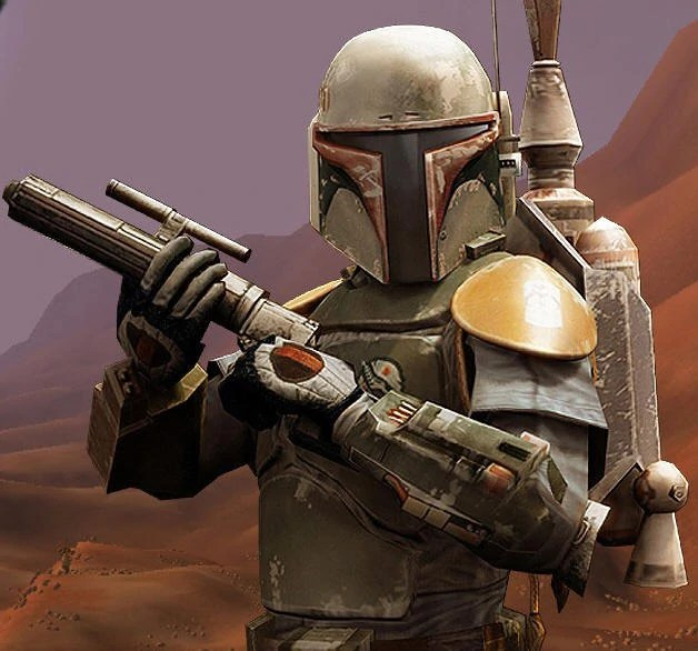Hunter Jedi Symbol Mandalorian