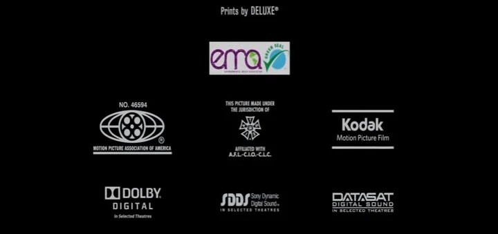 Prints By Deluxe Credits: Prints By Deluxe Logo End Credits