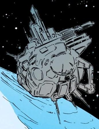 Avalon Space Station Marvel Database Fandom powered