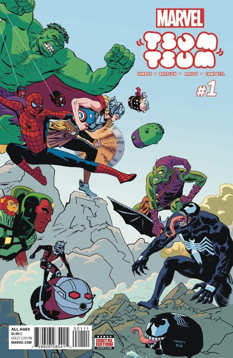 Iron 2016 Cover Book Comic Man