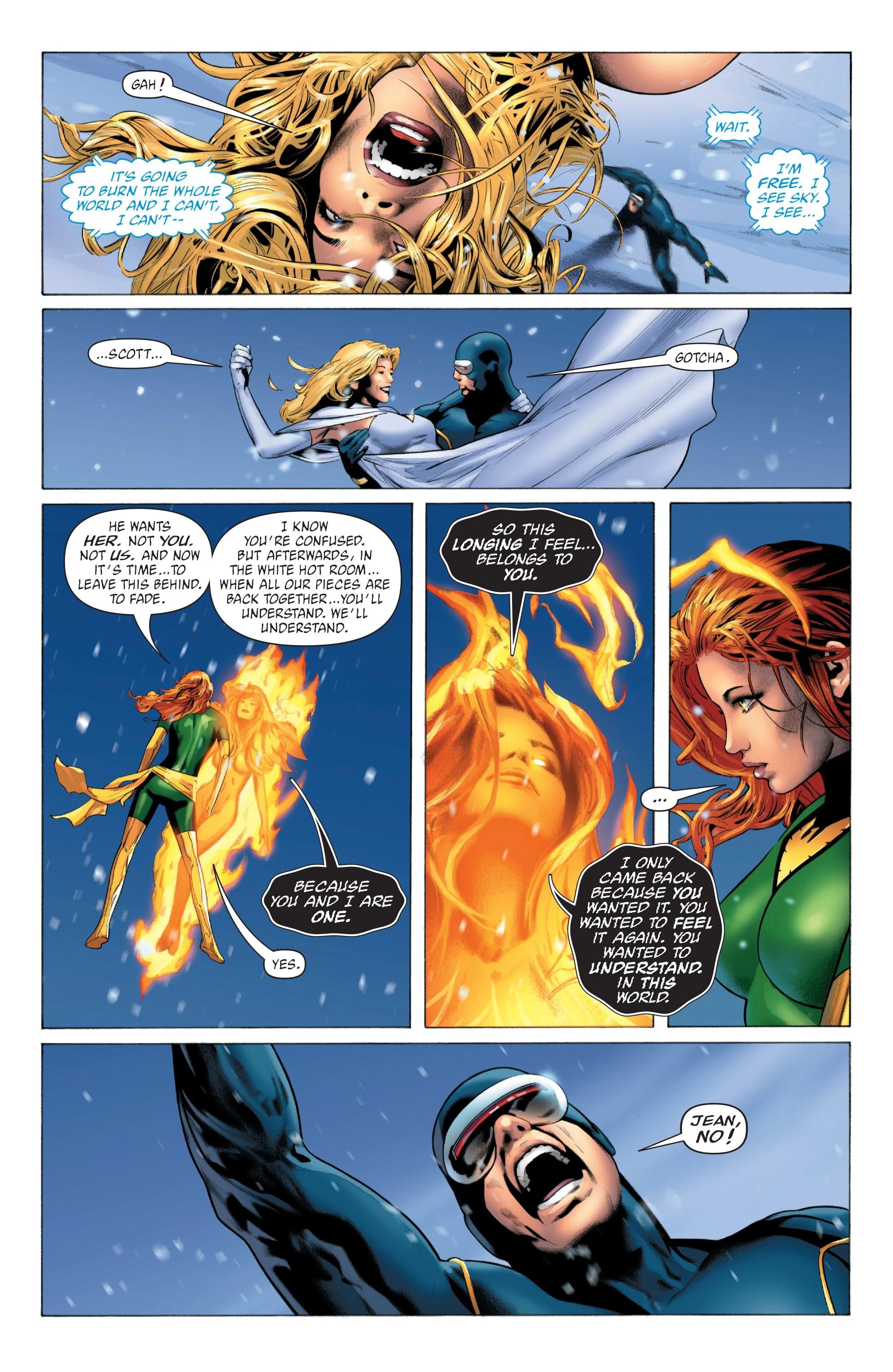Image - Jean Grey (Earth-616), Phoenix Force (Earth-616 ...