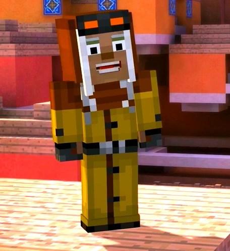 Harper Minecraft Story Mode Wiki Fandom Powered By Wikia