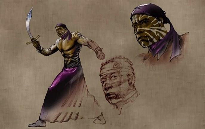 Kai Gallery Mortal Kombat Wiki Fandom Powered By Wikia